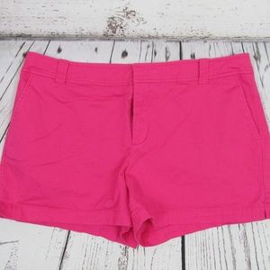 New York & Company pink shorts sz 14